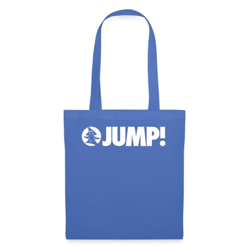 JUMP! - by Forest Jump Ultimate Frisbee Team - Stoffbeutel