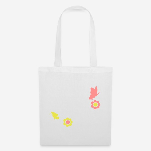 SPRING IS HERE - Borsa di stoffa