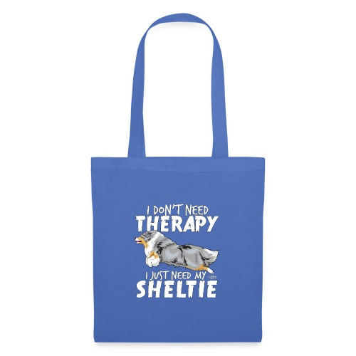 sheltietherapy4 - Tote Bag