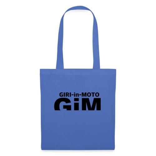 GiM nero - Borsa di stoffa
