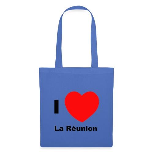 i love la réunion - Tote Bag