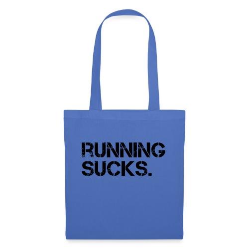 Running Sucks - Stoffbeutel