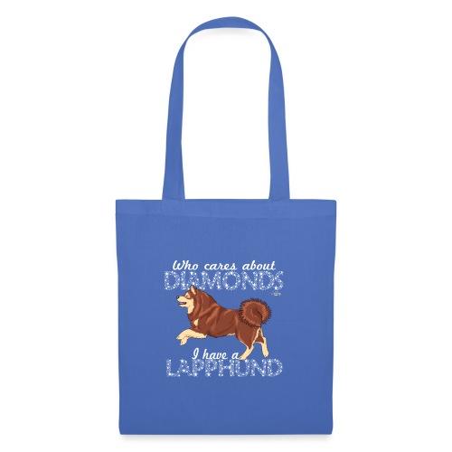 lapphunddiamond4 - Tote Bag