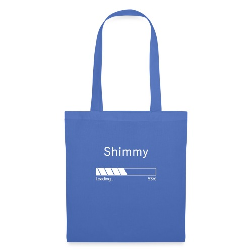 Shimmy Loading ... White - Tote Bag