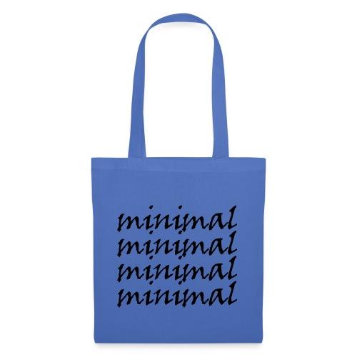 Minimal Design - Stoffbeutel