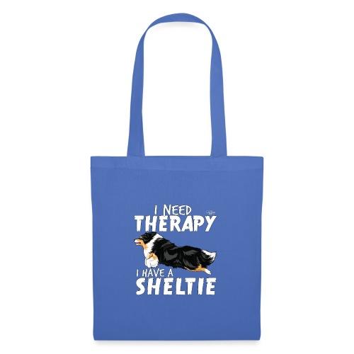 sheltietherapy2 - Tote Bag