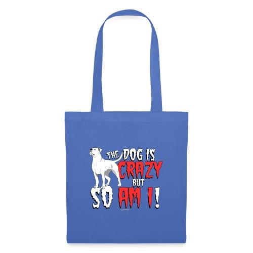 American Bulldog Crazy!2 - Tote Bag
