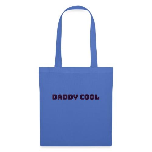 Vatertagsgeschenk mit Papa coolen Druck - Stoffbeutel