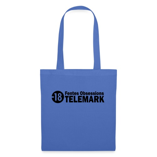 telemark fentes obsessions18 - Tote Bag