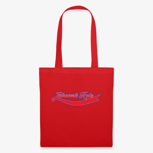 Introverts rule - Tote Bag