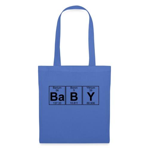 Ba-B-Y (baby) - Full - Tote Bag