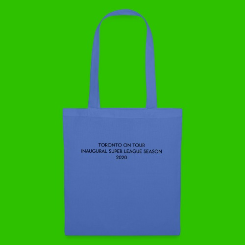 Toronto On Tour - Black - Tote Bag