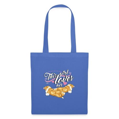 sheltiesgirl2 - Tote Bag