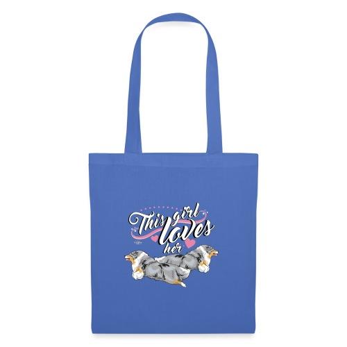 sheltiesgirl4 - Tote Bag