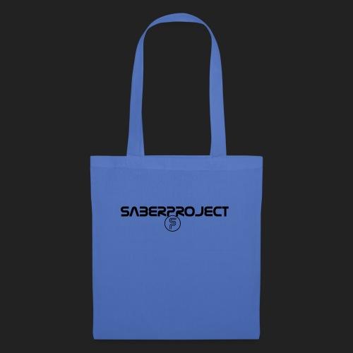 Saberproject Schriftzug - Stoffbeutel