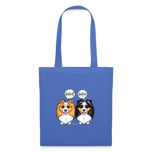 Sheltie Sheltie - Tote Bag