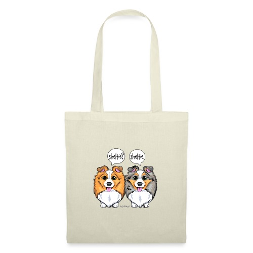 Sheltie Sheltie 3 - Tote Bag