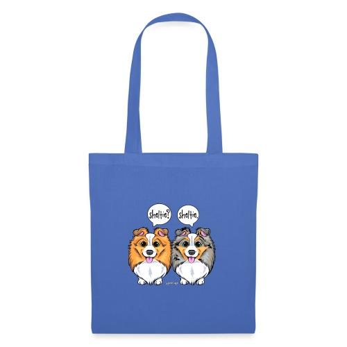Sheltie Sheltie 3 - Tote Bag