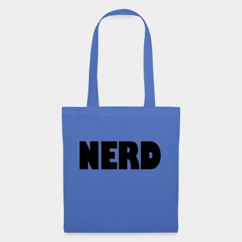 NERD Text Logo Black - Tote Bag