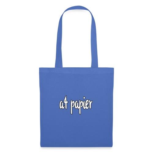 A4Papier - Tas van stof
