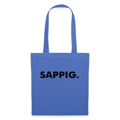 SAPPIG. - Tas van stof