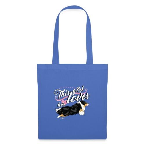 sheltiegirl - Tote Bag