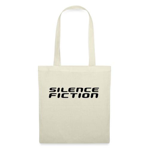 silence fiction - Sac en tissu