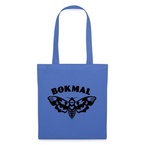 BOKMAL - Tygväska