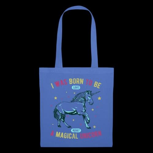 Magical Unicorn - Stoffbeutel