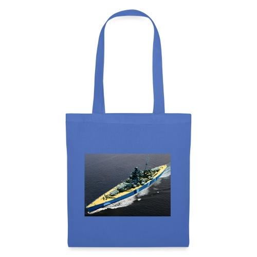 Bismarck Sailing - Bolsa de tela