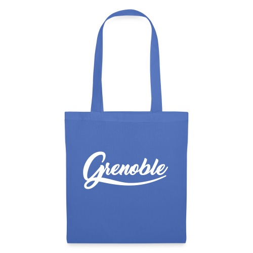 grenoble, old school - Tote Bag