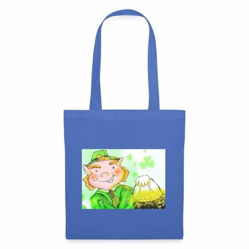 lenny the leprechaun - Tote Bag