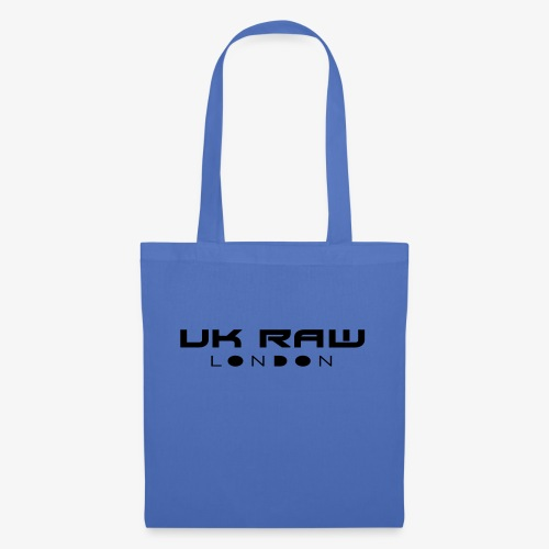 UK Raw London Black - Tote Bag