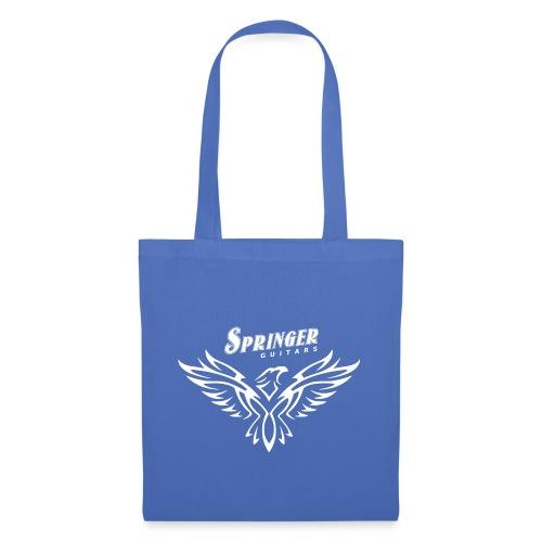 Springer FireHawk white - Tote Bag