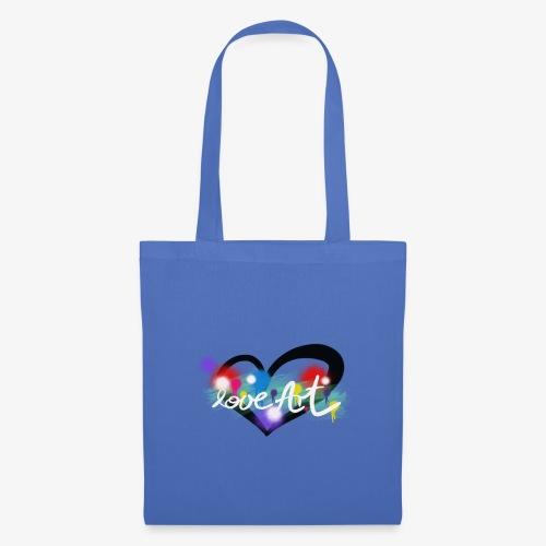 Love Art - Stoffbeutel