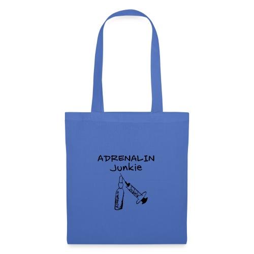 Adrenalin Junkie - Stoffbeutel