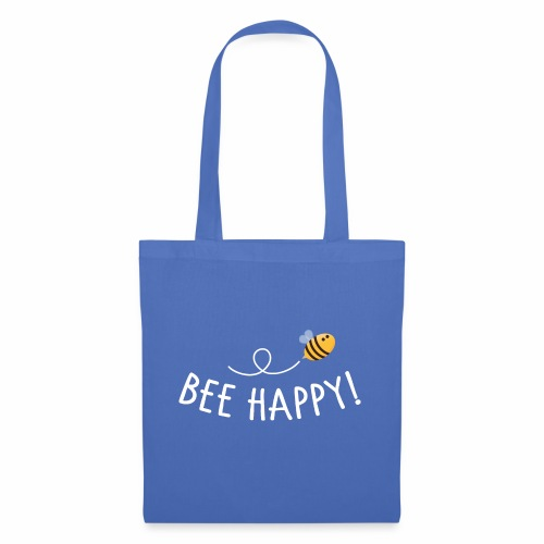 Bee Happy! - Stoffbeutel