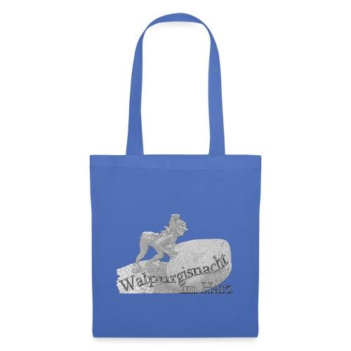 walpurgisnacht harz hexe 2 - Stoffbeutel