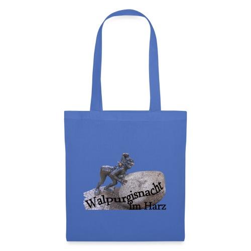 walpurgisnacht harz hexe 3 - Stoffbeutel