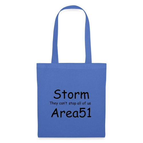 Storm Area 51 - Tote Bag