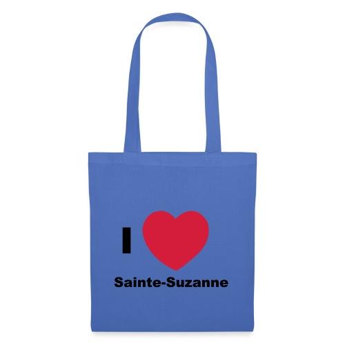 i love sainte suzanne - Tote Bag