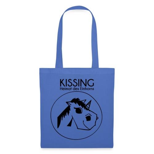 Kissing-Heimat des Einhor - Tote Bag
