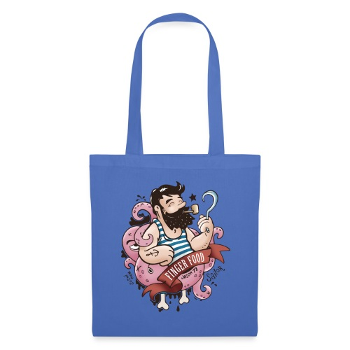 Sailor - Finger Food - Borsa di stoffa