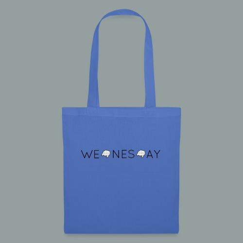 It is wednesday - Bolsa de tela