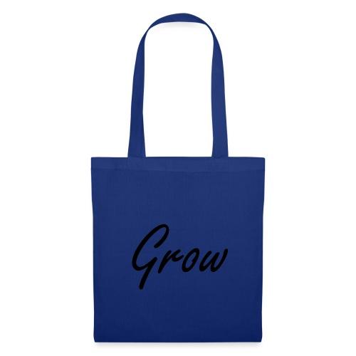 Grow - Stoffbeutel