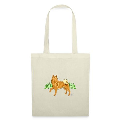 Suomenpystykorva Metsä - Tote Bag