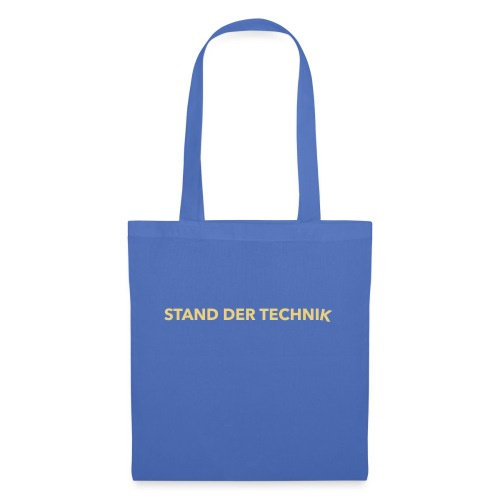 STAND DER TECHNIK - Stoffbeutel