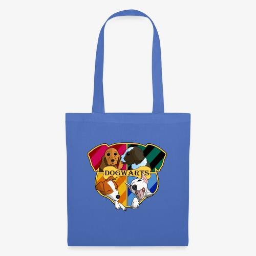 Dogwarts Logo - Tote Bag