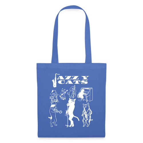 Jazzy Cats - Tote Bag