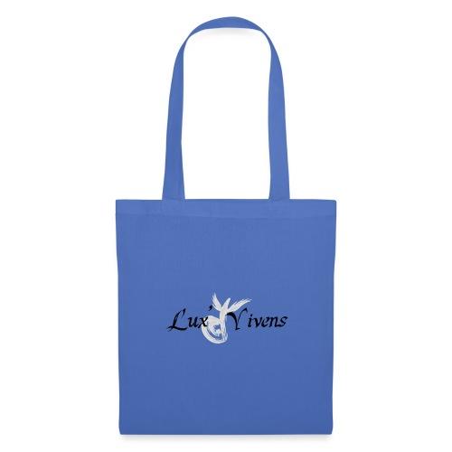 Lux' Vivens / Logo Mixte - Tote Bag